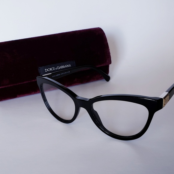 e600dc899e87 Dolce   Gabbana Accessories - Dolce Gabbana cat eye glasses